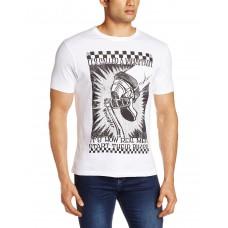 Deals, Discounts & Offers on Men Clothing - Wrangler Men's Cotton T-Shirt