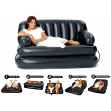 Deals, Discounts & Offers on Furniture - Flat 57% off on Inflatable Sofa Air Bed Couch