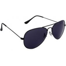 Deals, Discounts & Offers on Accessories - Gansta Classic Black Aviator Sunglasses