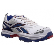 Deals, Discounts & Offers on Foot Wear -   Reebok White & Blue Men Sports Shoes @ Rs.4295/-