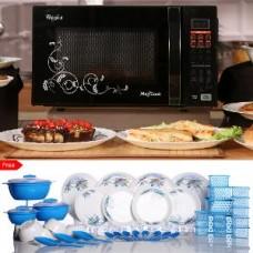 Deals, Discounts & Offers on Home Appliances - 20 L Microwave Convection Elite