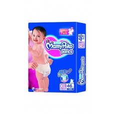 Deals, Discounts & Offers on Baby Care - Mamy Poko Extra Absorb Pants Diaper XL - 46 Pcs
