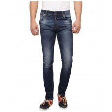 Deals, Discounts & Offers on Men Clothing - Levi's Blue Slim Fit Faded Jeans