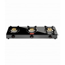 Deals, Discounts & Offers on Home & Kitchen - Surya Accent 3 Burner glass cooktop
