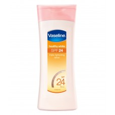 Deals, Discounts & Offers on Health & Personal Care - Vaseline Healthy White Spf 24 Body Lotion 300ml