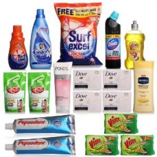 Deals, Discounts & Offers on Home & Kitchen - Personal Care & Home Care Combo By Hindustan Unilever