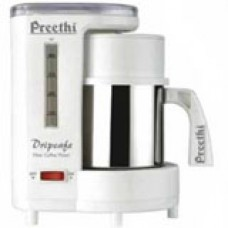 Deals, Discounts & Offers on Home Appliances - Preethi Drip Cafe 6 Cups Coffee Maker