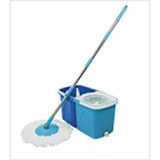 Deals, Discounts & Offers on Home & Kitchen - Wama Floor Cleaner With 2 Buckets & 2 Mop Heads Free