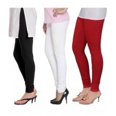 Deals, Discounts & Offers on Women Clothing - Tjaggies Multi Color Stylish Leggings
