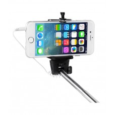 Deals, Discounts & Offers on Mobile Accessories - Your Choice Selfie Stick With Aux