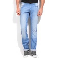 Deals, Discounts & Offers on Men Clothing - Lee Powell Fit Men's Blue Jeans