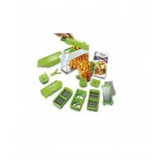 Deals, Discounts & Offers on Home & Kitchen - Leysha Green Vegetable Chopper Set