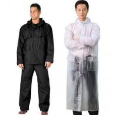 Deals, Discounts & Offers on Men - Buy 1 Men''s Complete Rain Suit & Get 1 Transparent Raincoat Free