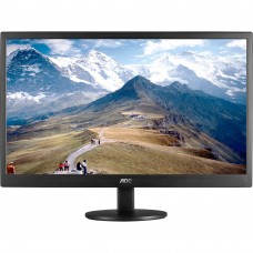 Deals, Discounts & Offers on Computers & Peripherals - AOC E970SWN 18.5 Inch LED Monitor