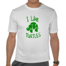 Deals, Discounts & Offers on Men Clothing - Gifts2grab Mens I Like Turtle Funny Tshirt