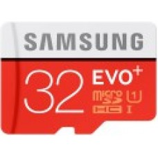 Deals, Discounts & Offers on Computers & Peripherals - Samsung Evo+ 32 GB Memory Card - Just Rs.626