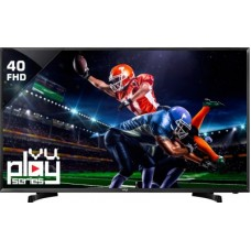 Deals, Discounts & Offers on Televisions - Vu 102cm (40) Full HD TV - Just Rs.21,990