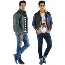 Deals, Discounts & Offers on Men Clothing - Flat 74% off on Full Sleeve Jacket Collection