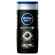 Deals, Discounts & Offers on Health & Personal Care - Nivea Men Shower Gel Active Clean