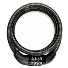 Deals, Discounts & Offers on Accessories - Rolltone New Heavy Duty Helmet Lock & Multi-Purpose Chain Cable Number Lock