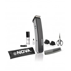 Deals, Discounts & Offers on Trimmers - Nova NHT 1047-00 Black Trimmer For Men