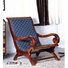 Deals, Discounts & Offers on Furniture - Amherst Arm Chair in Honey Oak Finish by Amberville