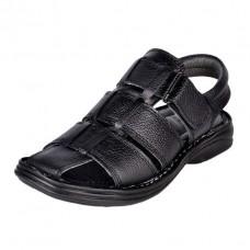 Deals, Discounts & Offers on Foot Wear - D4U Leather Sandal For Men