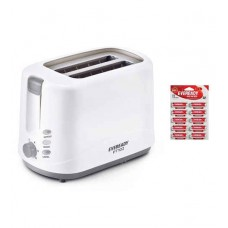 Deals, Discounts & Offers on Home & Kitchen - Eveready 750W Popup Toaster