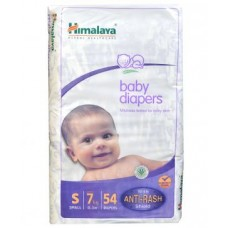 Deals, Discounts & Offers on Baby Care - Himalaya Baby Diapers Small 54 Pieces