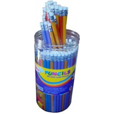 Deals, Discounts & Offers on Stationery - Kores With Eraser Round Shaped Pencils