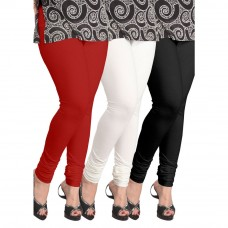 Deals, Discounts & Offers on Women Clothing - Lux Lyra Women's Indian Churidar Leggings