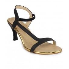Deals, Discounts & Offers on Foot Wear - Do Bhai Black Stiletto Heels