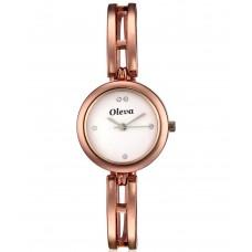 Deals, Discounts & Offers on Women - Oleva Golden Analog Watch