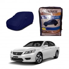 Deals, Discounts & Offers on Car & Bike Accessories - Carmate-Car Body Cover For Honda Accord-Parachute Blue