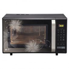 Deals, Discounts & Offers on Cookware - LG 28 LITRES MC2846BCT CONVECTION MICROWAVE OVEN