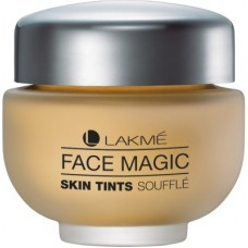 Deals, Discounts & Offers on Power Banks - Lakme Face Magic Skin Tints Souffle Foundation