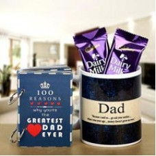 Deals, Discounts & Offers on Home Decor & Festive Needs - Flat 18% off on all Father's Day Gifts
