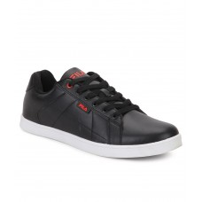 Deals, Discounts & Offers on Foot Wear - Fila Celso Black Casual Shoes