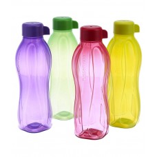 Deals, Discounts & Offers on Home & Kitchen - Tupperware Water Bottle 1000 ml - Set of 4