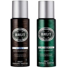 Deals, Discounts & Offers on Health & Personal Care - Brut Musk & Original Body Spray - For Men