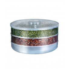 Deals, Discounts & Offers on Home & Kitchen - Amiraj Healthy Sprout Maker With 3 Compartments