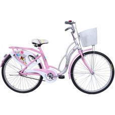 """Deals, Discounts & Offers on Sports - Hero Tulip 17.4"""" Frame SS STLP26PKSL01 Road Cycle"""