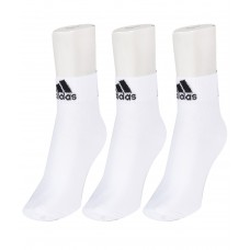Deals, Discounts & Offers on Foot Wear - Adidas Men's Flat Knit Ankle Socks