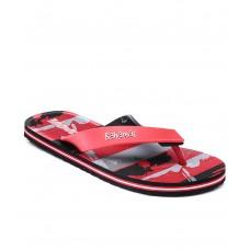 Deals, Discounts & Offers on Foot Wear - Bahamas Red Black Flip Flops