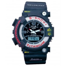 Deals, Discounts & Offers on Men - Classic Black Analog-Digital Watch