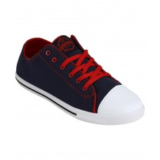 Deals, Discounts & Offers on Foot Wear - Globalite Strike Navy Casual Shoes