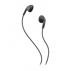 Deals, Discounts & Offers on Mobile Accessories - Skullcandy Rail S2LEZ-J567 In Ear Wired Earphones Without Mic Black