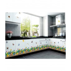 Deals, Discounts & Offers on Home Improvement - Decals Arts Pvc Vinyl Beautiful Fence Wall Sticke