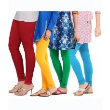 Deals, Discounts & Offers on Women - Tjaggies Multicolor Stylish Leggings
