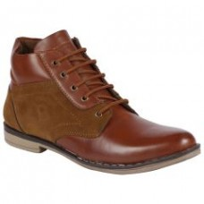 Deals, Discounts & Offers on Foot Wear - Bachini Half Ankle Boot For Men